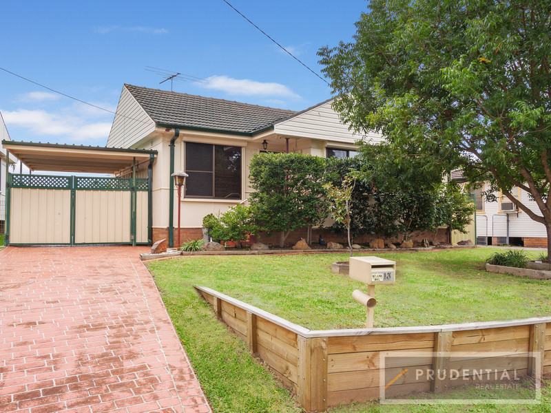 13 Strickland Crescent Ashcroft Nsw 2168 Prudential