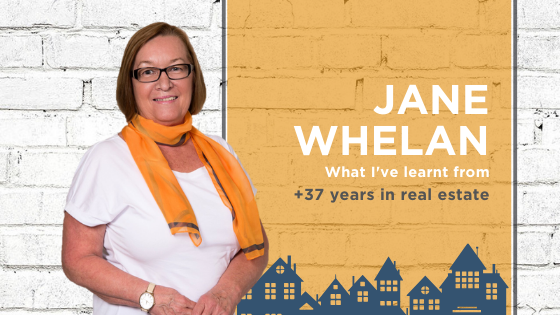 JANE WHELAN: WHAT I'VE LEARNT FROM DECADES IN PROPERTY MANAGEMENT