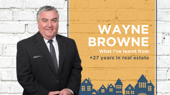 Wayne Browne: What I've learnt from decades of sales