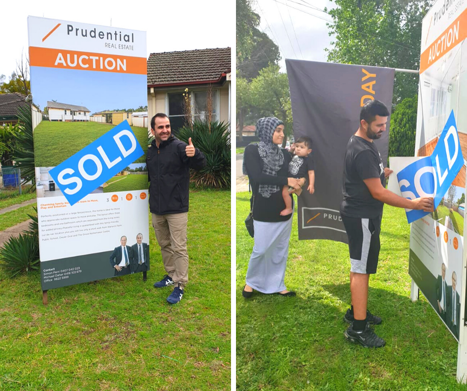 Buying, selling & fighting fit: A real snapshot of South West Sydney's resilient market