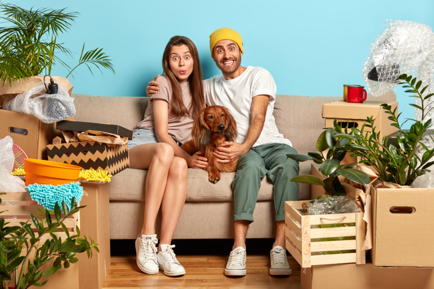The 5 most frequently asked tenant questions